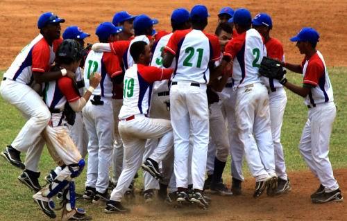 ¡Cuba campeón mundial sub15 de Béisbol!