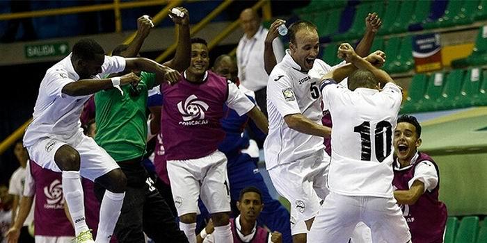 Gana Cuba a Canadá y clasifica al mundial de futsal (+Audio)