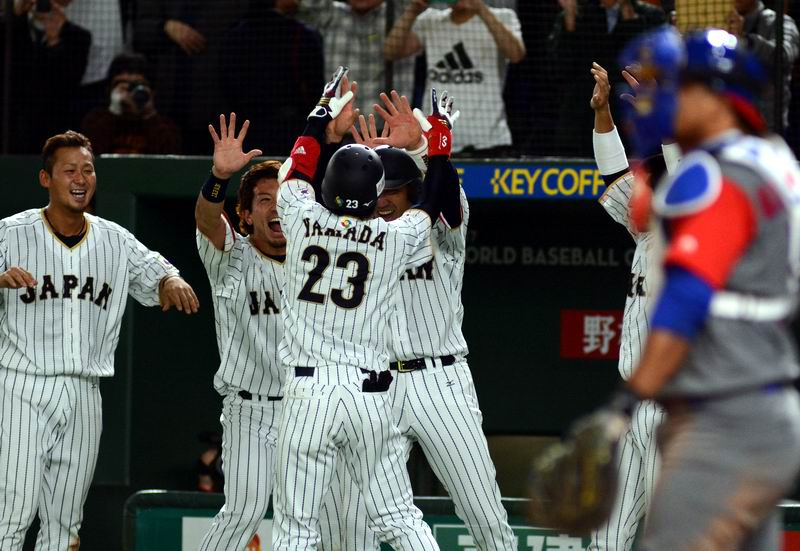Estará Cuba en la gran final del béisbol japonés