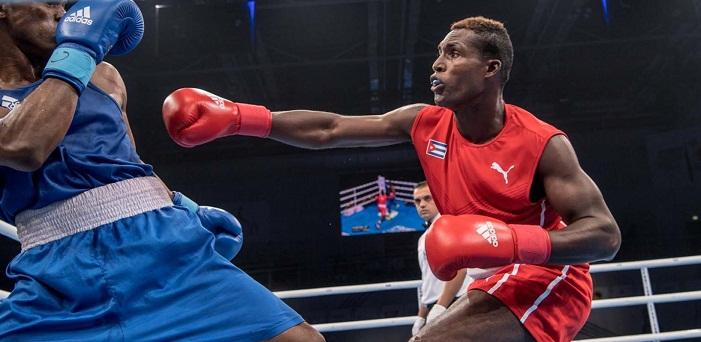 Apoteosis del boxeo cubano en Hamburgo (+Audio)