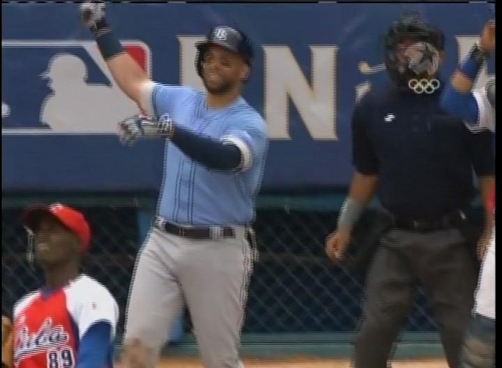 Jugada a jugada: Cuba vs Tampa Bays Rays