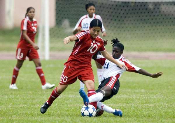 Anuncian partidos de selección cubana femenina de Fútbol, categoría Sub-20
