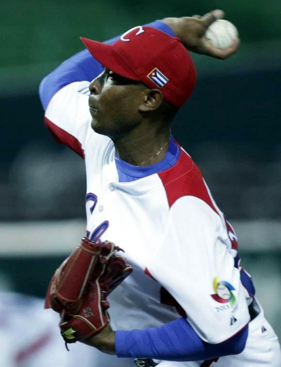 El derecho Danny Betancourt no tuvo dificultades para dominar a sus rivales. Foto: Yahoo.