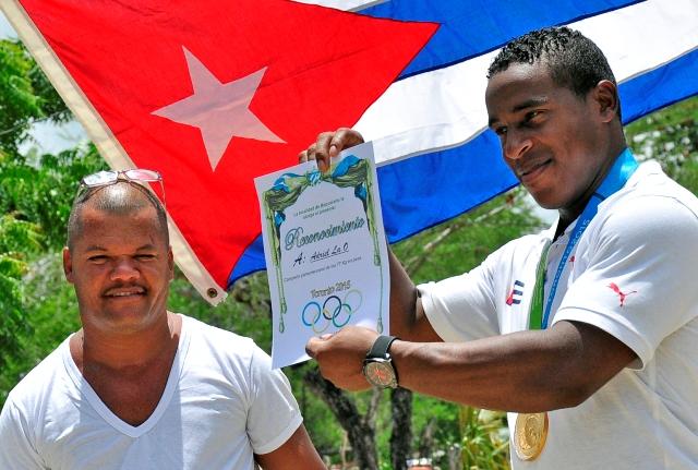 Adriel La O: Por alzar dos coronas en Barranquilla