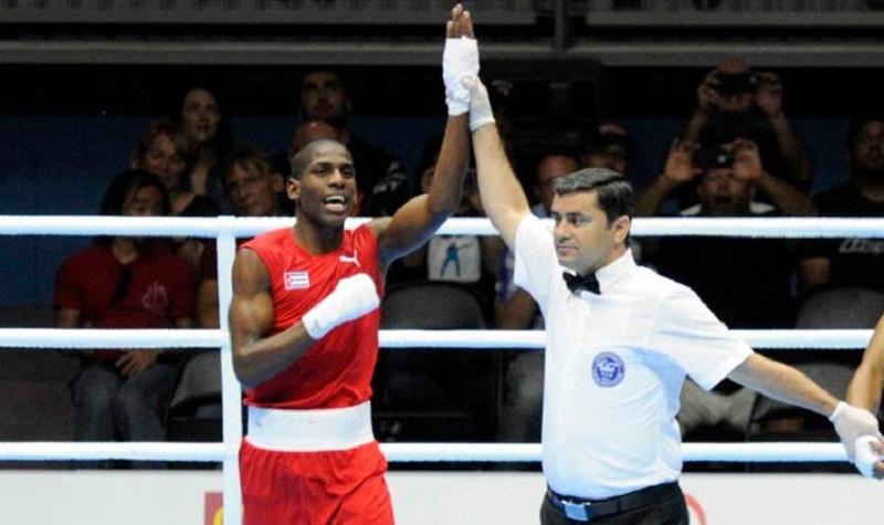 Yaimé Pérez y Andy Cruz: los mejores deportistas de 2018 en Cuba