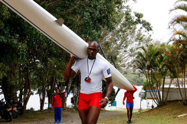 El remo sigue aportando al medallero en Barranquilla