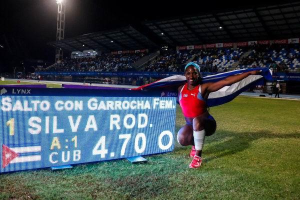 Yarilsey Silva ganó oro en Barranquilla 2018. Foto: Calixto N. Llanes
