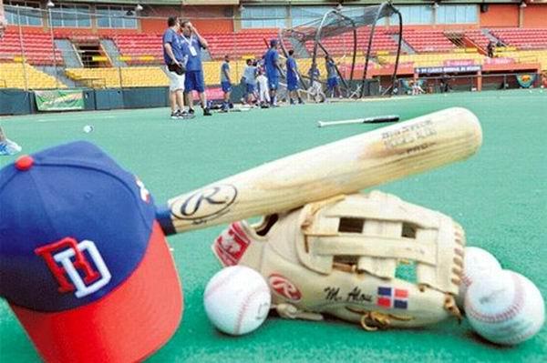 Conformará Dominicana equipo de béisbol experimentado a Barranquilla