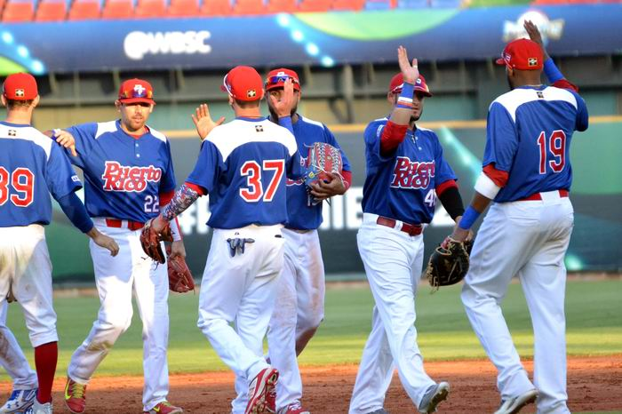 Puerto Rico enviará fuerte equipo de béisbol a Barranquilla
