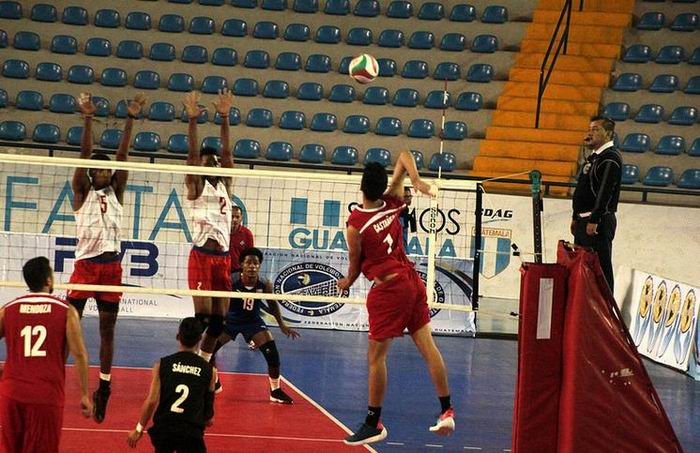 Cuba remains undefeated in U23 Pan American Volleyball Cup