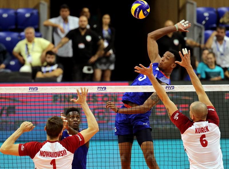 Participará selección masculina de voleibol en torneo Norceca para la Copa del Mundo