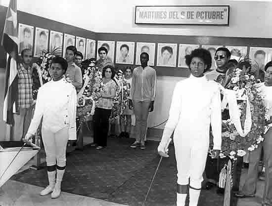 Deporte cubano homenajeará el próximo sábado a los Mártires de Barbados