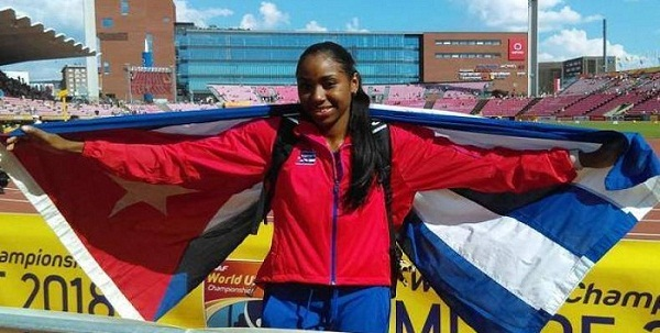 Onceno puesto para Cuba en el Mundial de Atletismo sub-20