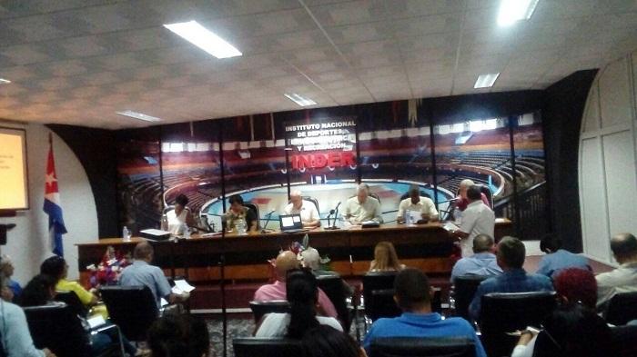 Evalúan actuación de Cuba en los Centroamericanos de Barranquilla