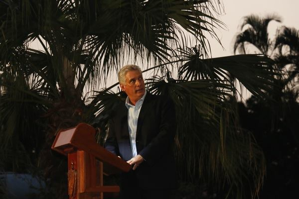 Inagura Díaz-Canel Salón del Deporte Cubano
