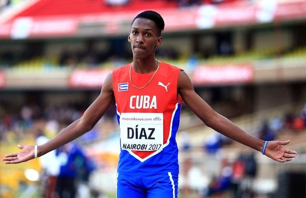 Clasifican cubanos a final del Campeonato Mundial de Atletismo sub-20