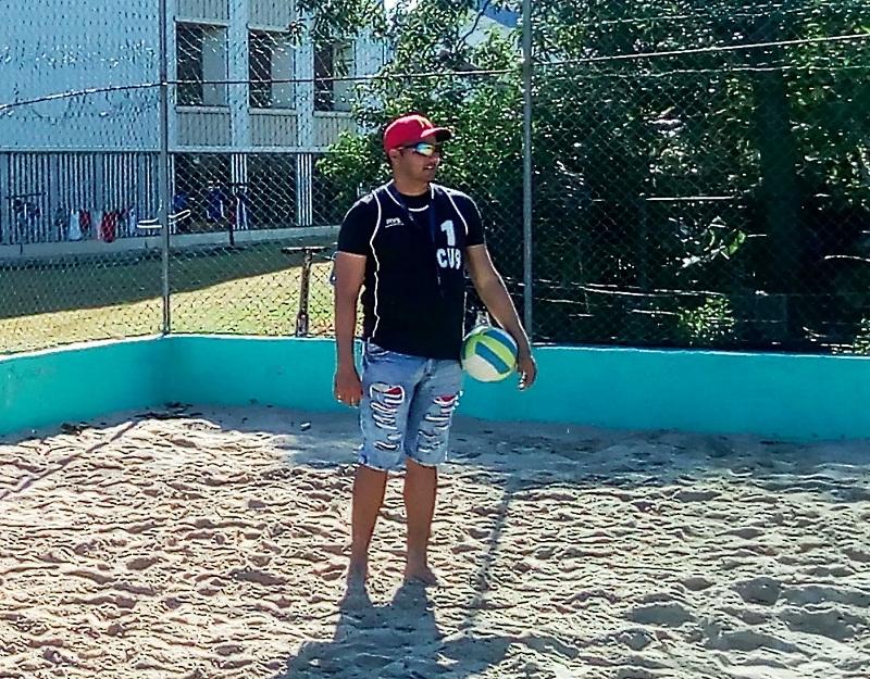 Voleibol de Playa: Bisoños por pasajes olímpicos (+Audio)