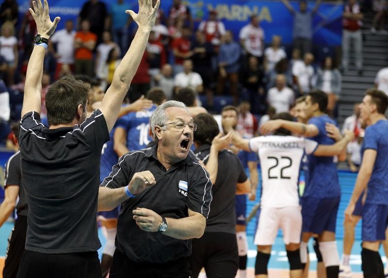 Décimo día del Mundial de Voleibol: Nada decidido