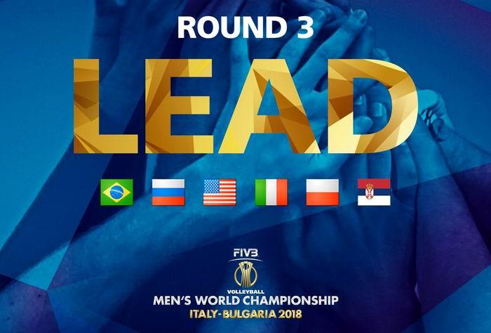 Mundial de Voleibol día 13 y 14: Seis colosos por un título