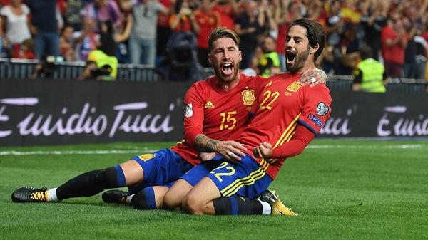 Previa España vs. Rusia