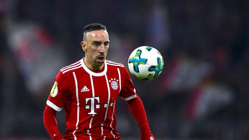 Bayern Múnich extiende su contrato con futbolista Ribéry (+Video)