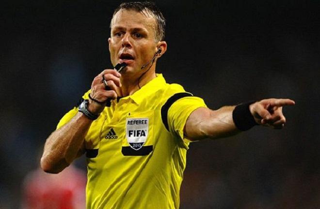 Pitará Björn Kuipers el duelo de Champions Bayern-Real Madrid