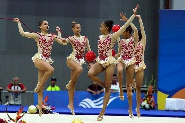 Cuba conquista un título en torneo centrocaribeño de Gimnasia Rítmica