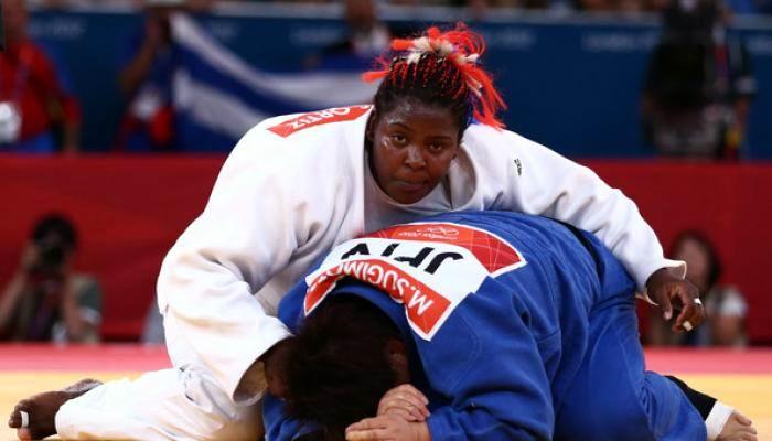 Idalys irá a Tokio por su cuarta medalla olímpica