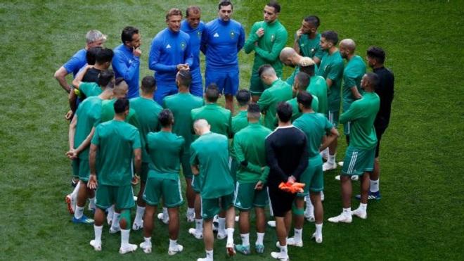 Irán y Marruecos, equipos que abren las hostilidades en el grupo B