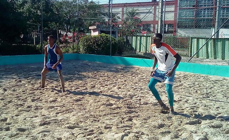La nueva perla del Voleibol de Playa cubano (+Audio)