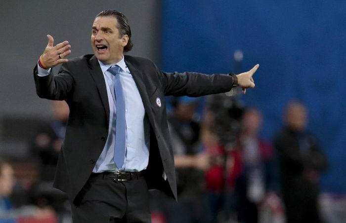 El hispano-argentino Juan Antonio Pizzi al frente de Arabia Saudita