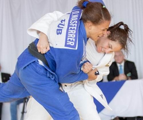 Olga Mas Ferrer (70 kg)