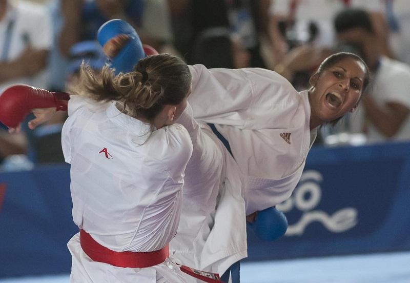 Cyrelis Martínez logra primer oro para Cuba en Karate