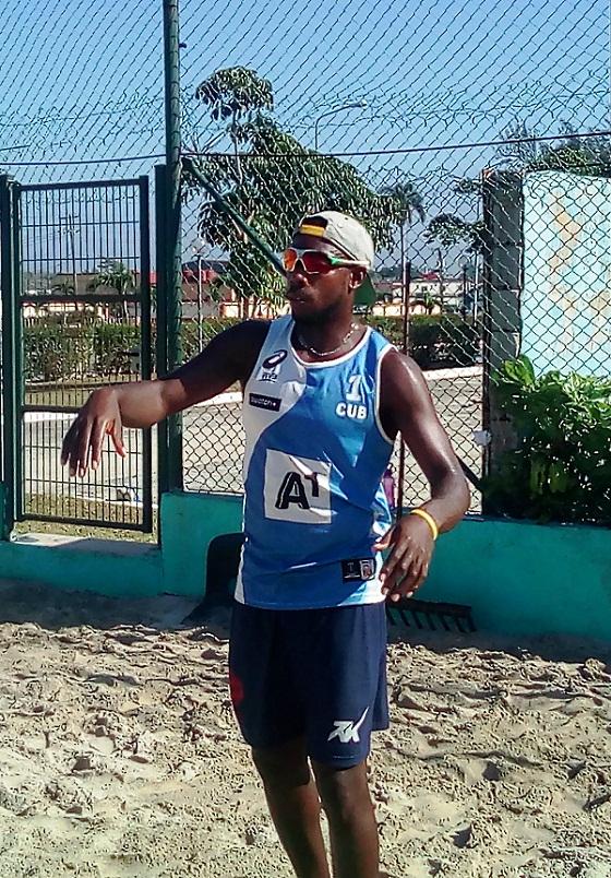 Voleibol de Playa: Cubanos por reinar en el área
