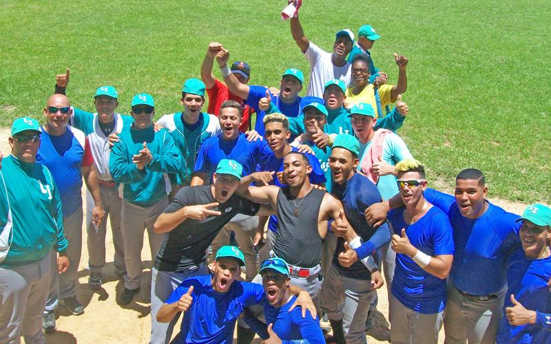Sub 23 de béisbol: La Isla ganó el primero de la final