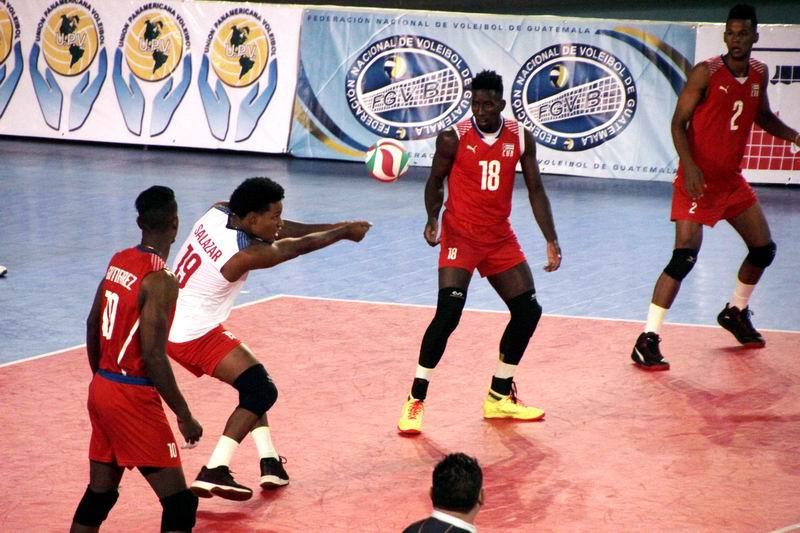 Tercer triunfo cubano en Copa Panamericana de Voleibol (m) sub 23