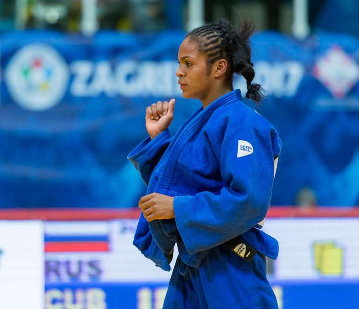 Primeros medallistas del Nacional de Judo Femenino (+Audios)