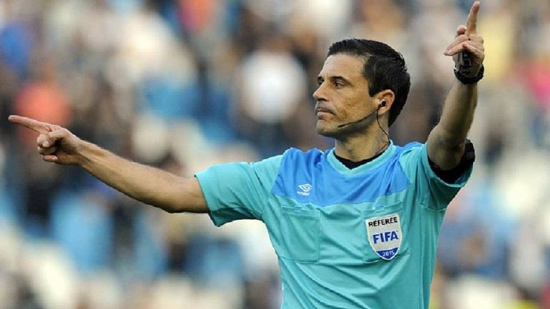 Milorad Mažić, árbitro de la final de la Champions League (+Video)