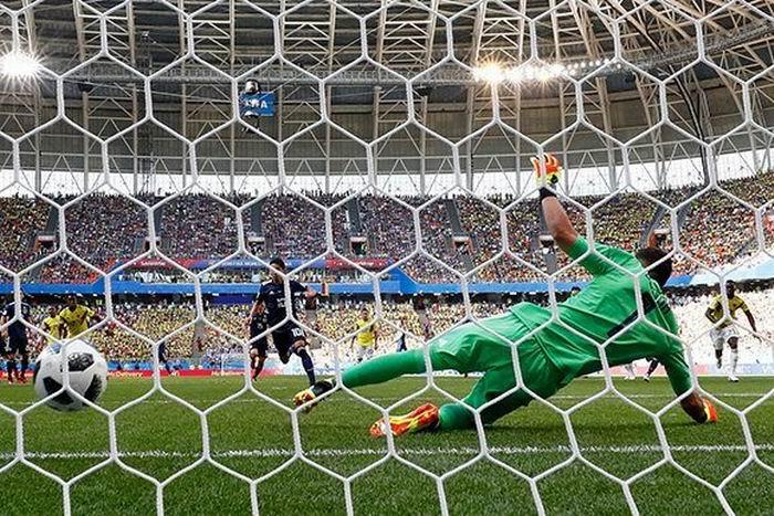Japón vence 2-1 a Colombia. Foto: Marca