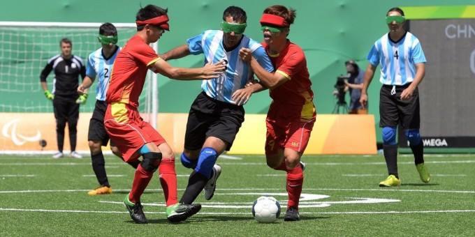 Acogerá España Mundial de fútbol para ciegos