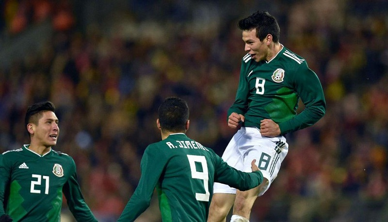 Previa Alemania Vs. México