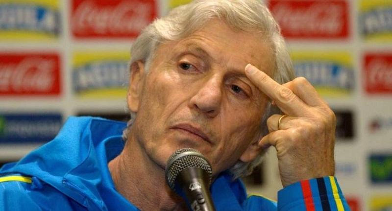 Decide Pekerman no renovar contrato con selección colombiana