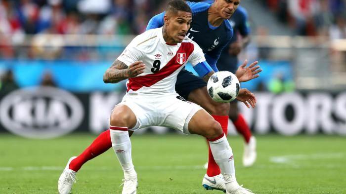 Perú vs. Francia- Russia 2018