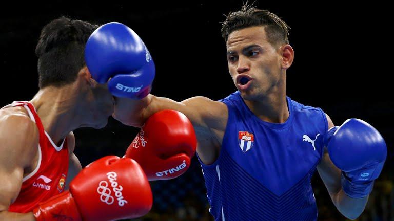 Robeisy Ramírez: la meta que tenemos es el Campeonato Mundial