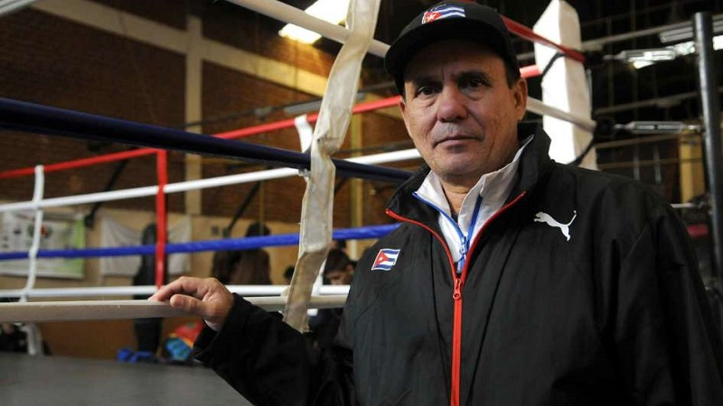 Rolando Acebal, we can be a powerful nation in female boxing