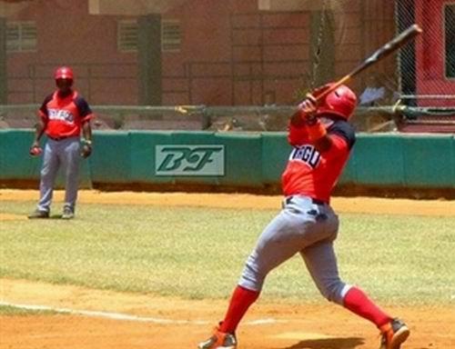 Sub 23 de béisbol: Santiago de Cuba, primero en llegar a ocho victoria