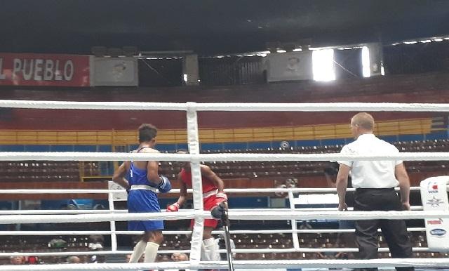 Serie Nacioanl de Boxeo, Holguín vs Pinar del Río
