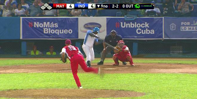 Sancti Spíritus e Industriales en segunda fase del campeonato cubano de Béisbol