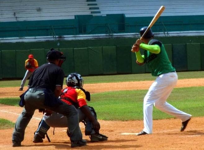 Sub 23 de béisbol: Barrió Cienfuegos a Matanzas