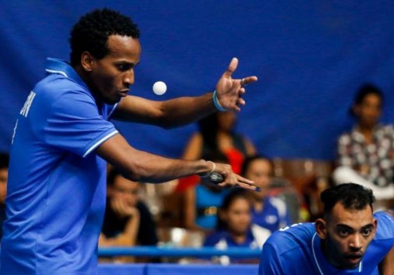 Tenis de Mesa: Cubanos dan guerra en el Coliseo